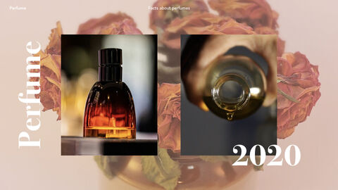 Perfume with Flower Keynote Design_08
