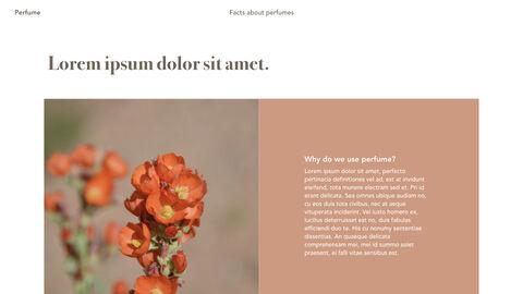 Perfume with Flower Keynote Design_14