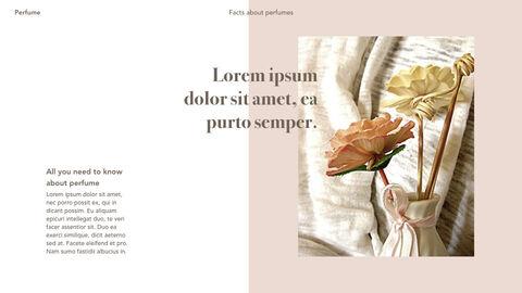Perfume with Flower Keynote Design_16