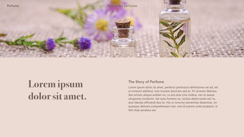 Perfume with Flower Keynote Design_18
