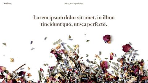 Perfume with Flower Keynote Design_19