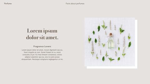 Perfume with Flower Keynote Design_24