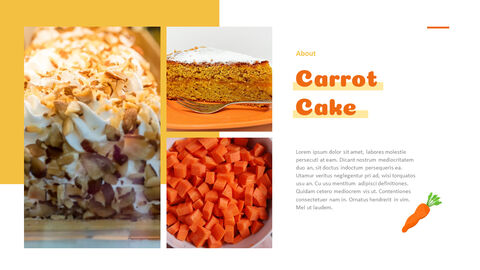 Carrot Cake Presentations PPT_02