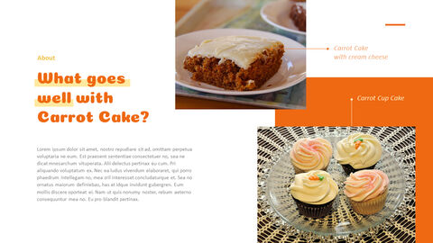 Carrot Cake Presentations PPT_03
