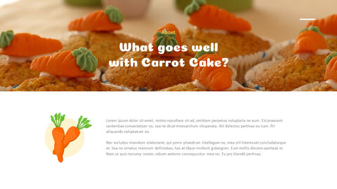 Carrot Cake Presentations PPT_04
