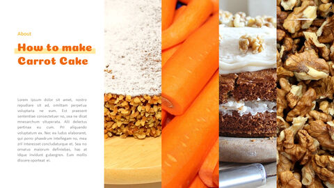 Carrot Cake Presentations PPT_05