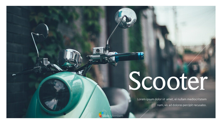 Scooter Action plan PPT_01