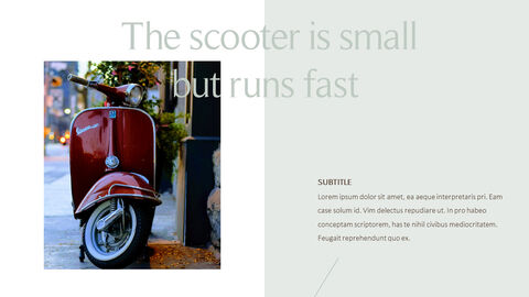 Scooter Action plan PPT_04