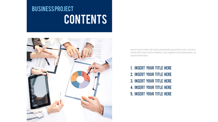 Business Project PowerPoint Design Download_02