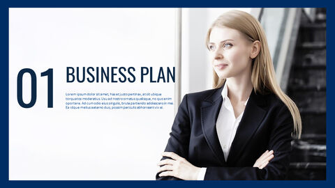 Business Project PowerPoint Design Download_03