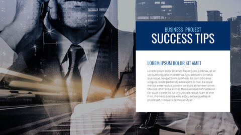 Business Project PowerPoint Design Download_05