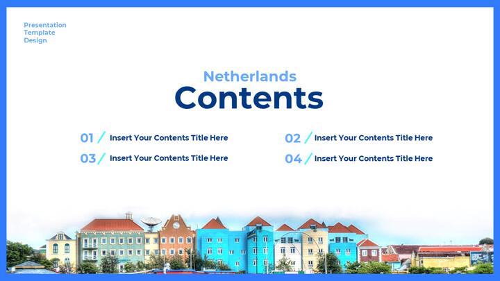 네덜란드 창의적인 파워포인트 프레젠테이션_02