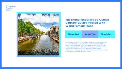 네덜란드 창의적인 파워포인트 프레젠테이션_09