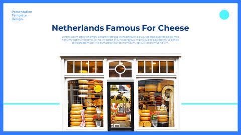 네덜란드 창의적인 파워포인트 프레젠테이션_14