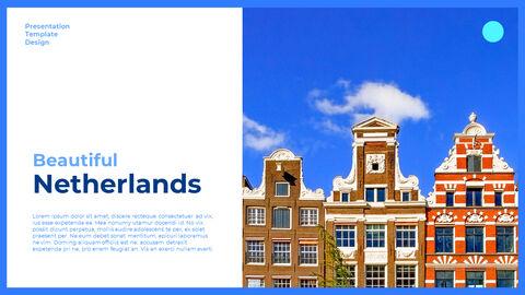 네덜란드 창의적인 파워포인트 프레젠테이션_28