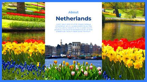 네덜란드 창의적인 파워포인트 프레젠테이션_29