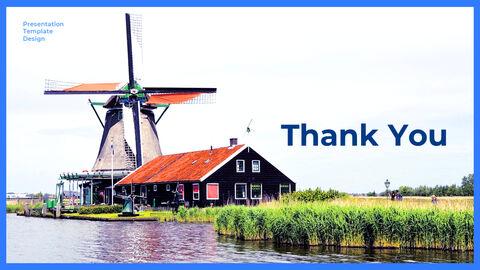 네덜란드 창의적인 파워포인트 프레젠테이션_40