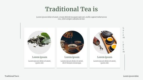 Traditional Tea Google Slides Template Design_03