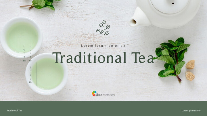 Traditional Tea Presentations PPT_01