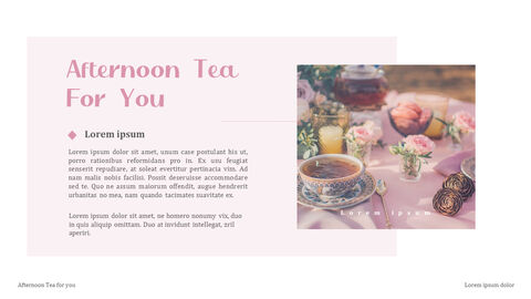 Afternoon Tea PowerPoint Presentation Examples_03