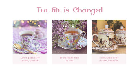 Afternoon Tea PowerPoint Presentation Examples_05