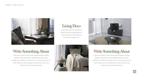 Home Living Deco Keynote Presentation Template_04