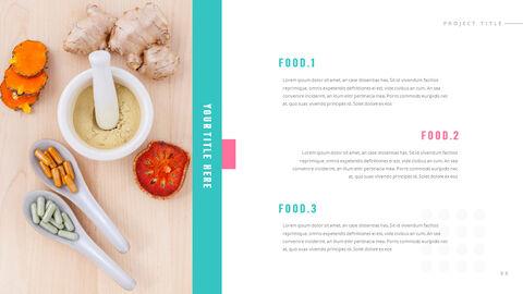 면역 식품 비즈니스 프레젠테이션 PPT_06
