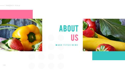 면역 식품 비즈니스 프레젠테이션 PPT_22