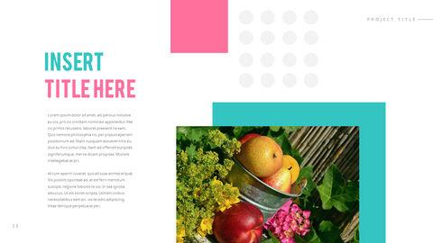 면역 식품 비즈니스 프레젠테이션 PPT_25