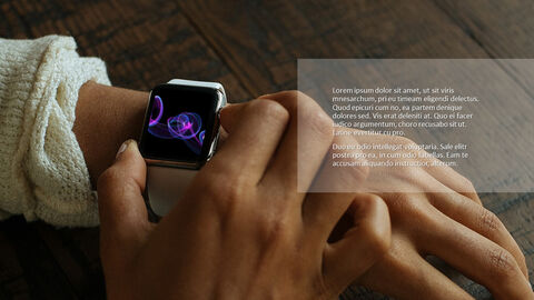 SmartWatch Mockup PPT 템플릿 디자인_07