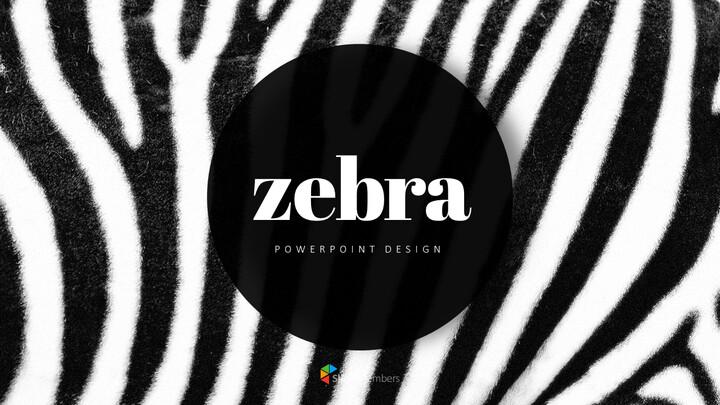 zebra Startup PPT Templates_01