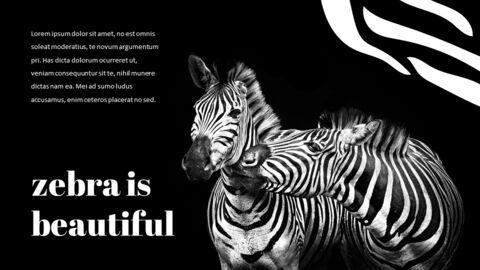 zebra Startup PPT Templates_04