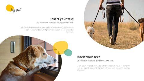 애완 동물 프레젠테이션용 PowerPoint 템플릿_17