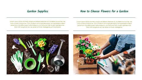 Gardening Simple PPT Templates_05