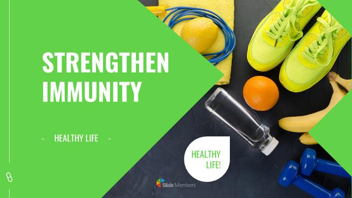 Strengthen Immunity Easy Google Slides_01