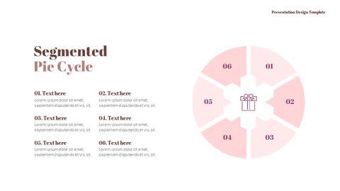 카네이션 꽃과 선물 피피티 템플릿 디자인_33