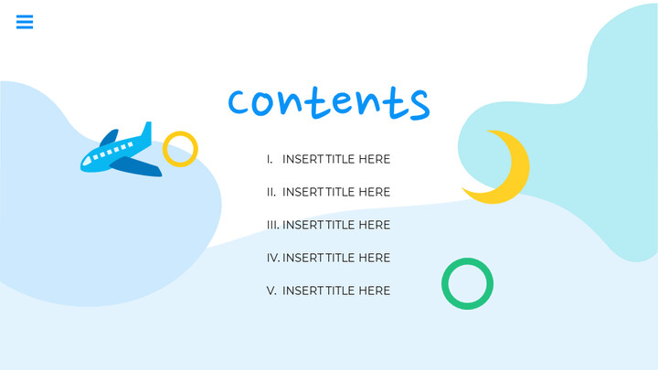 행복한 어린이날 편집이 쉬운 슬라이드 디자인_02