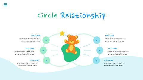 행복한 어린이날 PPT 템플릿 심플한 디자인_26