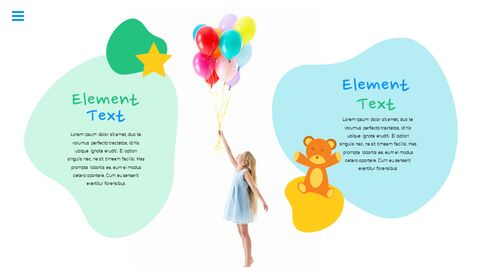 행복한 어린이날 PPT 템플릿 심플한 디자인_27