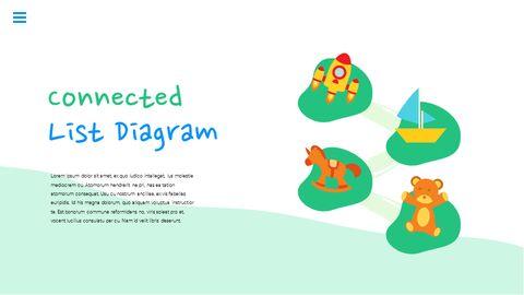 행복한 어린이날 PPT 템플릿 심플한 디자인_30