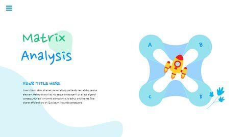 행복한 어린이날 PPT 템플릿 심플한 디자인_37