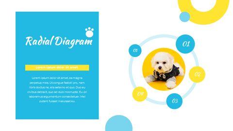 애완동물 살롱 편집이 쉬운 PPT 템플릿_30