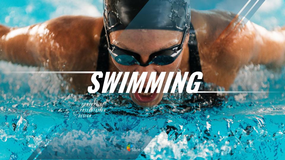 Swimming Custom Templates