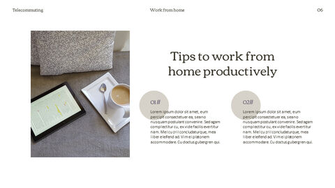 Working from home Simple Google Templates_03