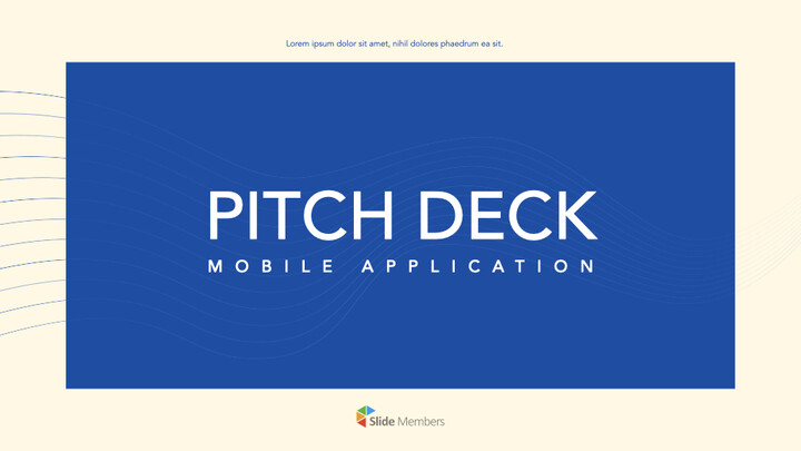 Application Pitch Deck Design Keynote Design_01