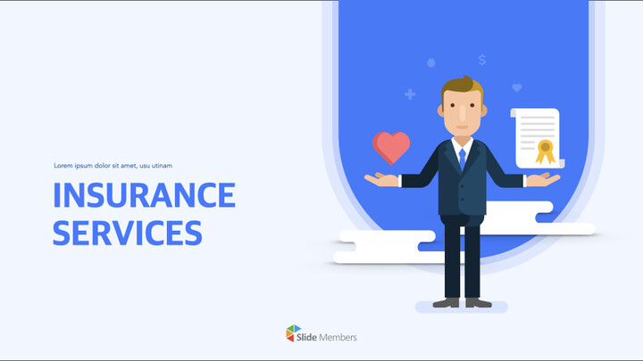 Insurance Services Pitch Deck Keynote Examples_01