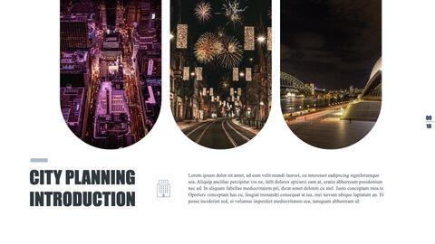 Night View of the <span class=\'highlight\'>City</span> Theme Keynote Design_03