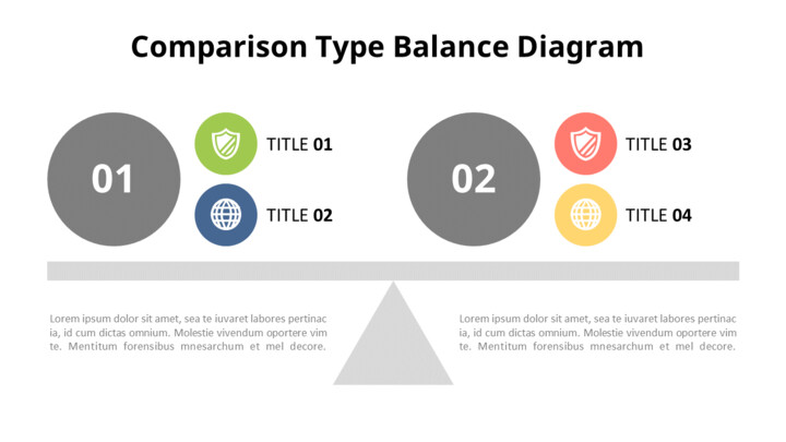 Balance Scale Infographic Diagram_02