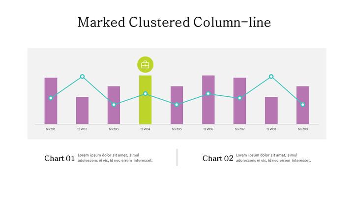 Column and Line Mix Chart_01