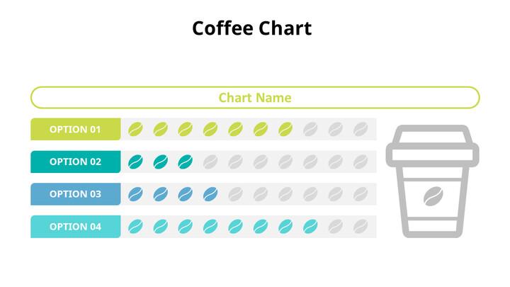 가로 막 대형 차트 Infographic 애니메이션 슬라이드_02